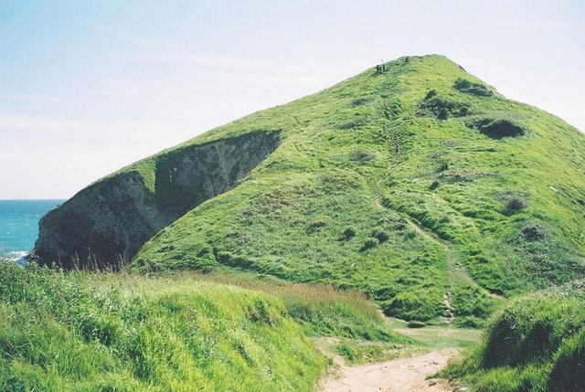 Tyneham: Worbarrow Tout