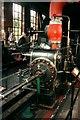 SD8746 : Barnoldswick Bancroft Shed Engine by Alan Longbottom