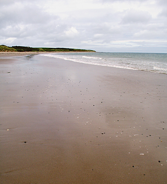 Beach near Hilltown