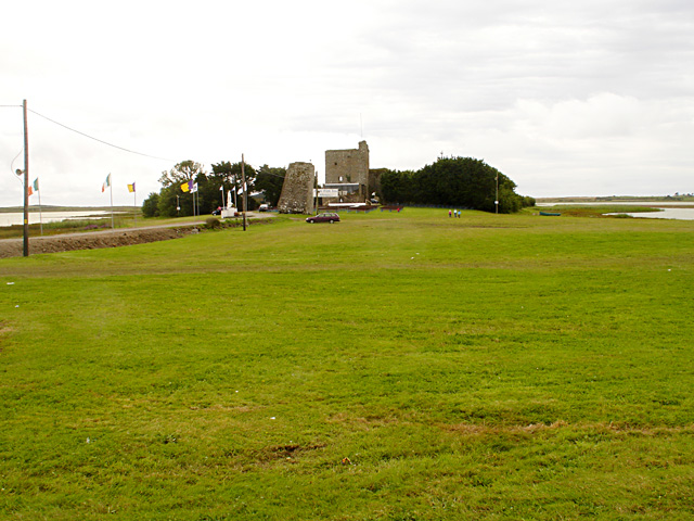 Castle on Lady's Island