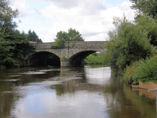 Bridge over the River Blackwater at Charlemont