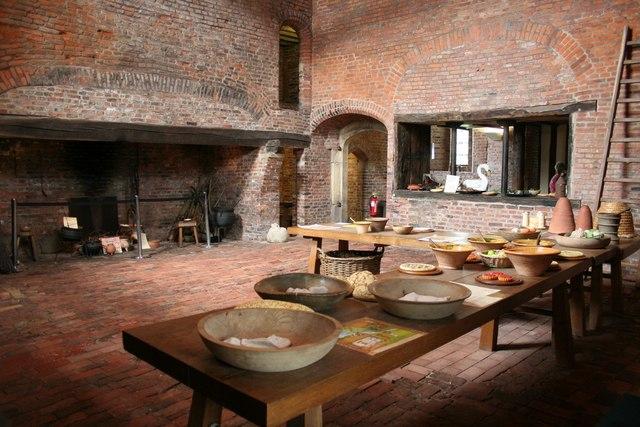 Medieval Kitchen 169 Richard Croft Cc By Sa 2 0 Geograph