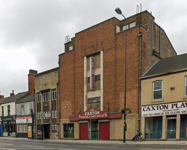 The Caxton Theatre & Arts Centre, Grimsby