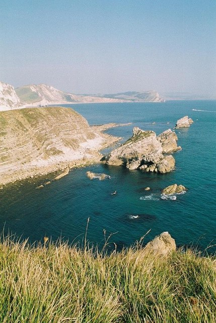 West Lulworth: Mupe Rocks