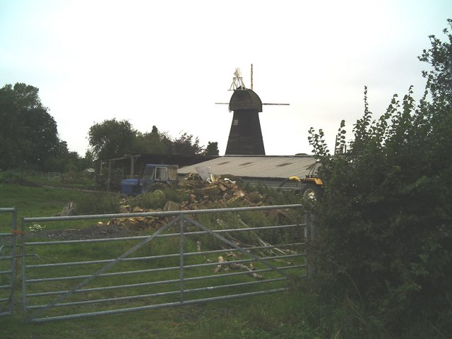 Windmill, Pell's Lane