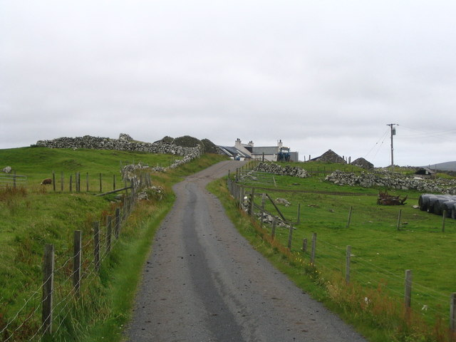 West Houlland farm