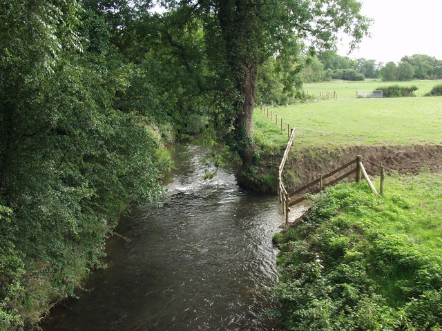 River Morda at Morton Bridge