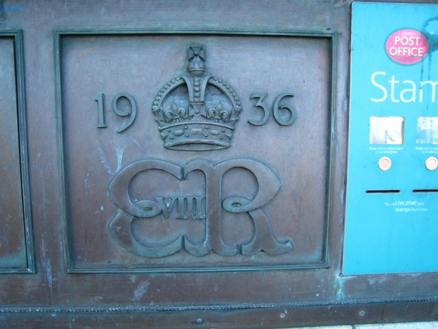 Edward VIII Post Office, Bangor [2]