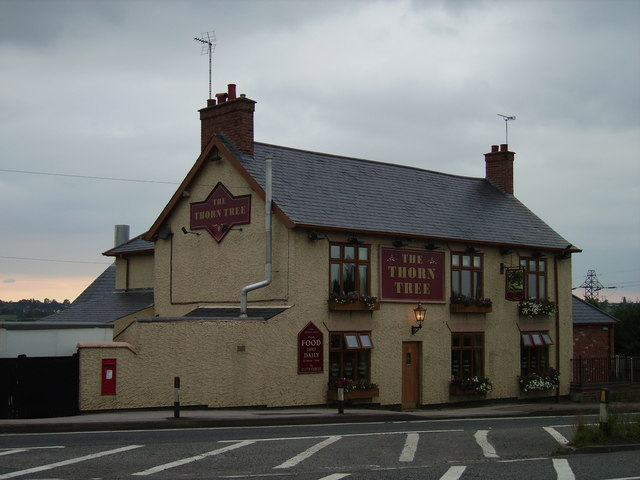 The Thorn Tree pub