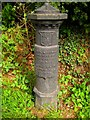 J3369 : Boundary Post, Belfast by Rossographer