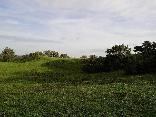 Castell Allt Goch