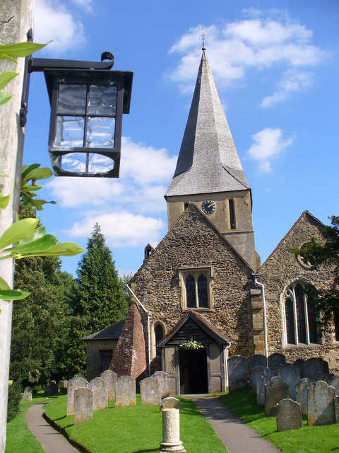 Shere Parish Church