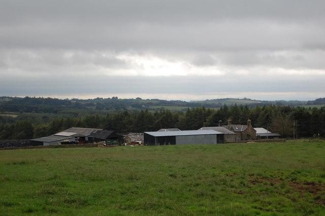 Whitlawside Farm Caulside