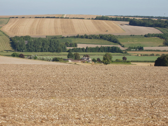 Tilled field, Codford Down