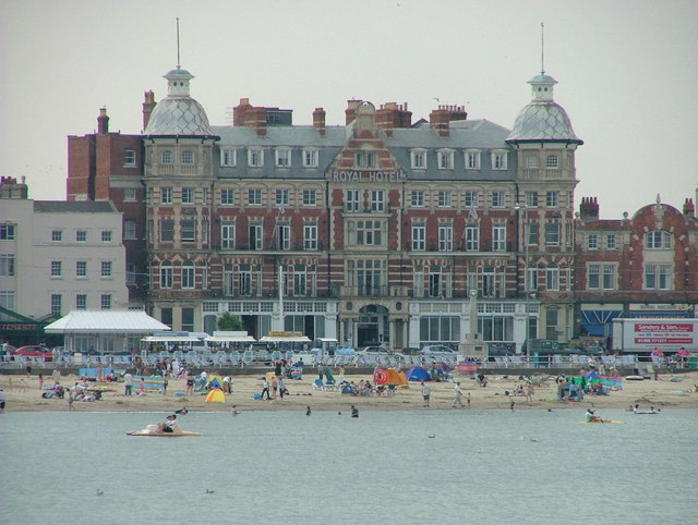 Royal Hotel, Weymouth
