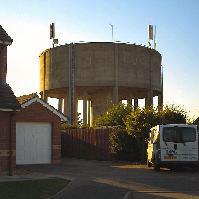 Ramsey Water Tower