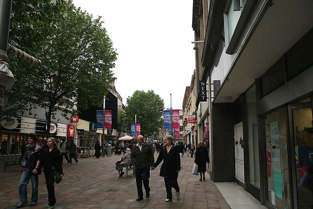 Dudley St. , Wolverhampton