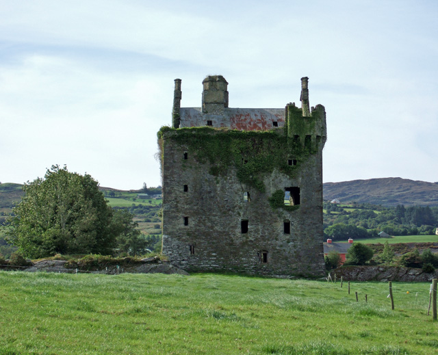 Castles of Munster: Togher, Cork