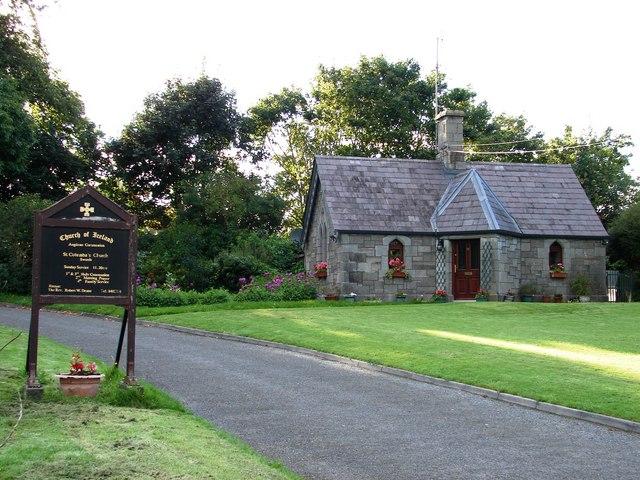 House At St Columbas Church Swords Ian Paterson Cc By