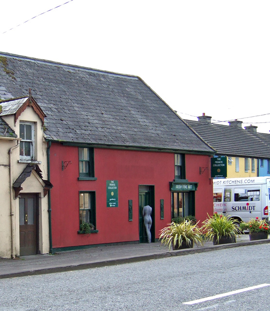 The Private Collector Art Gallery Inishannon