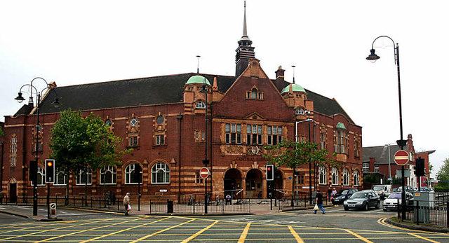 Public Library , Wolverhampton