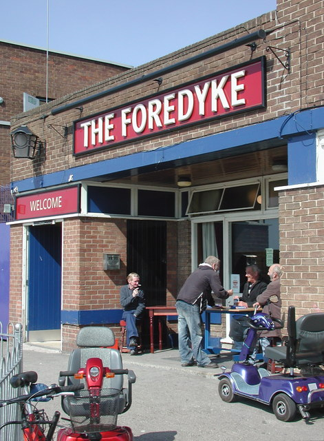 The Foredyke, Bransholme