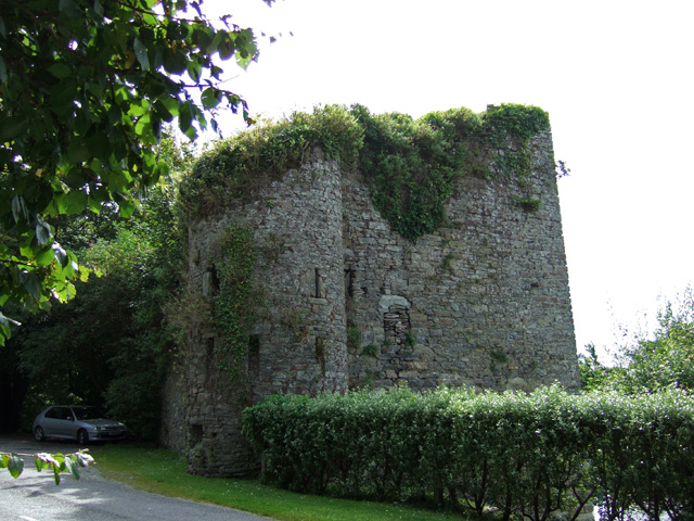 Castles of Munster: Poulnalong, Cork