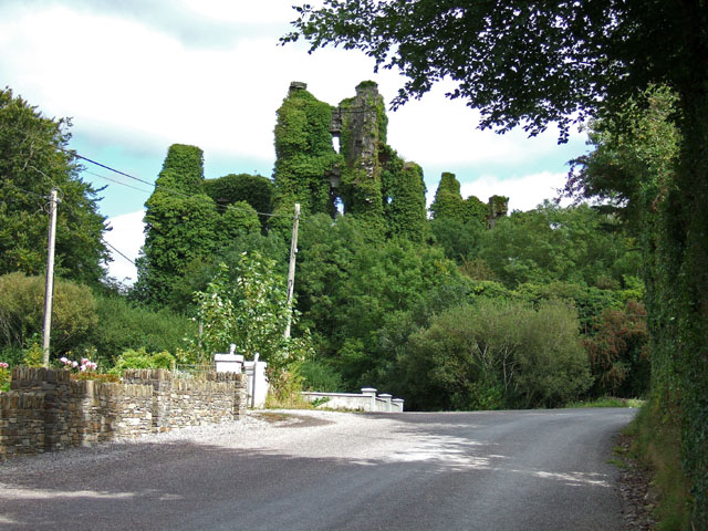Castles of Munster: Castlemore, Cork