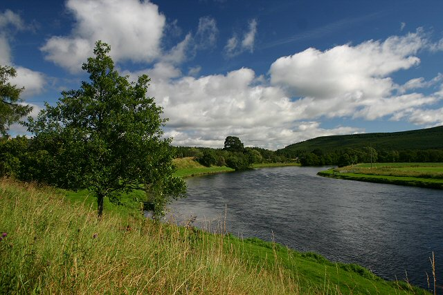 River Spey at Boat of Cromdale