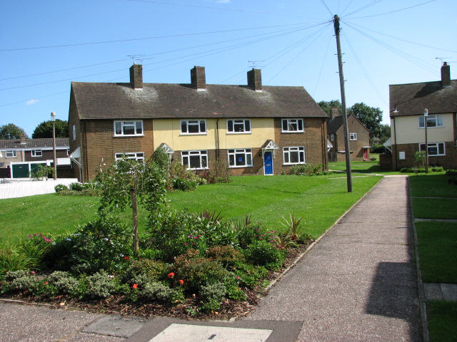 Housing on Ormesby Road