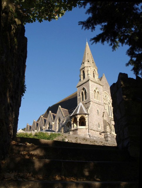 St Luke's church, Torquay