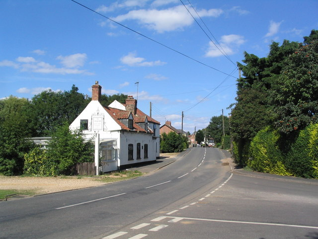 The Chequers, Gedney Dyke