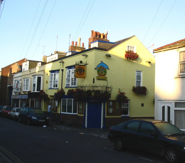 The Dolphin, Weymouth