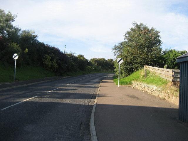 Leaving Coldingham