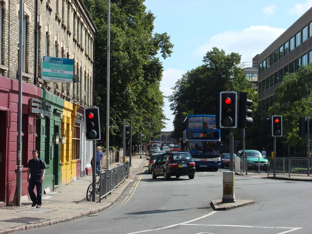 Station Road, Cambridge