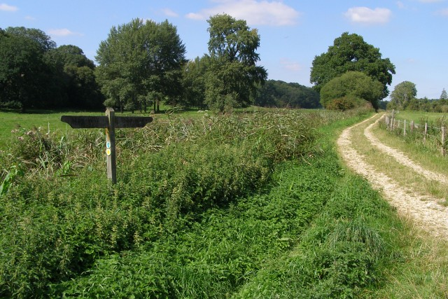 Test Way, South of Romsey