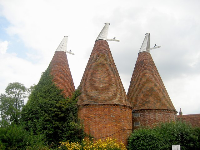 Brookers Oast, Beltring, Kent