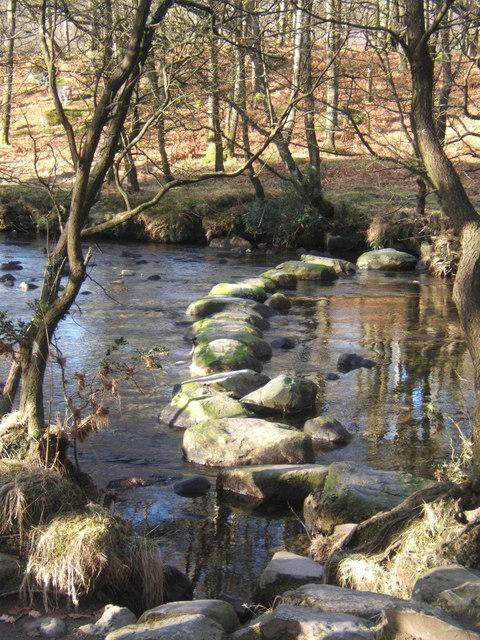 Duddon stepping stones