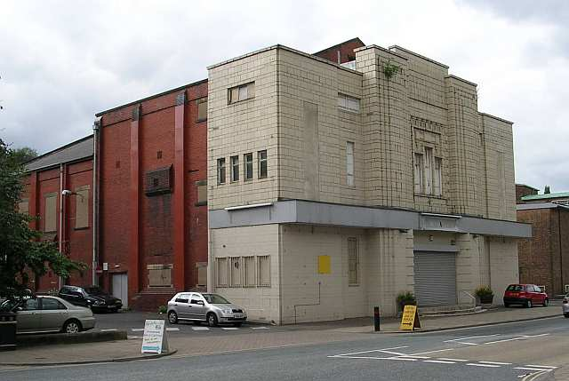 Former Olympia Picture Palace - Burnley Road