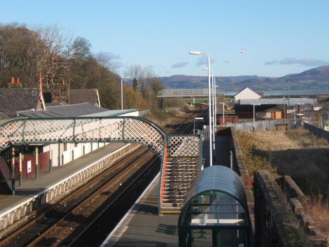 Millom station