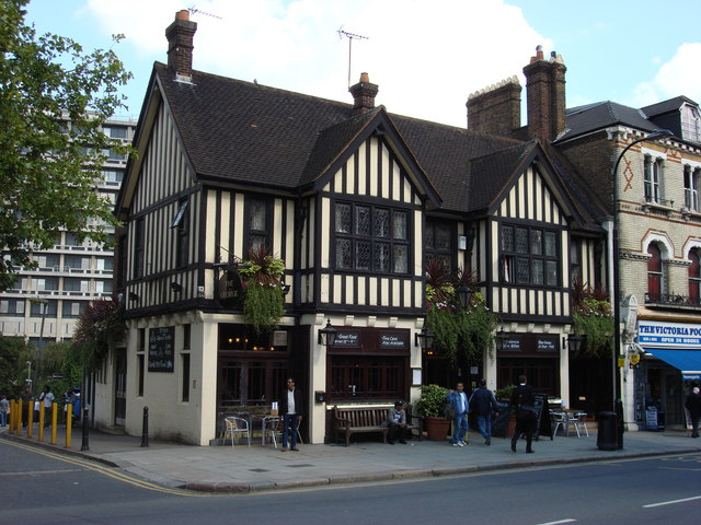 The George Pub, Haverstock Hill