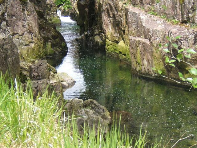 River Duddon below Birks Bridge