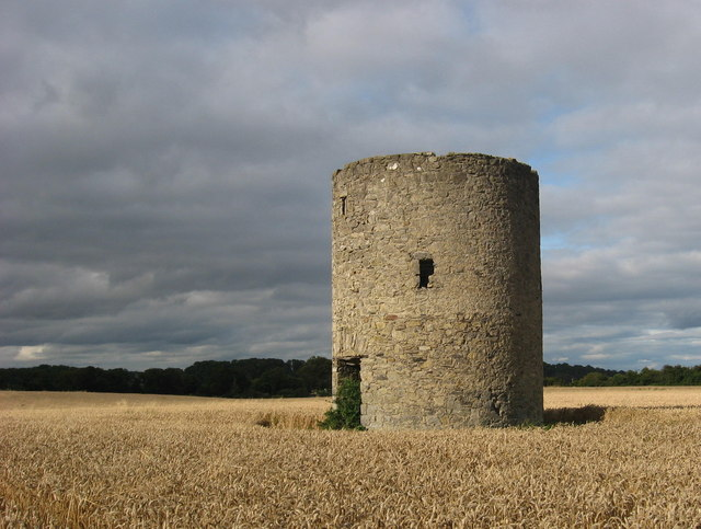 Windmill at Stameen, Co. Meath