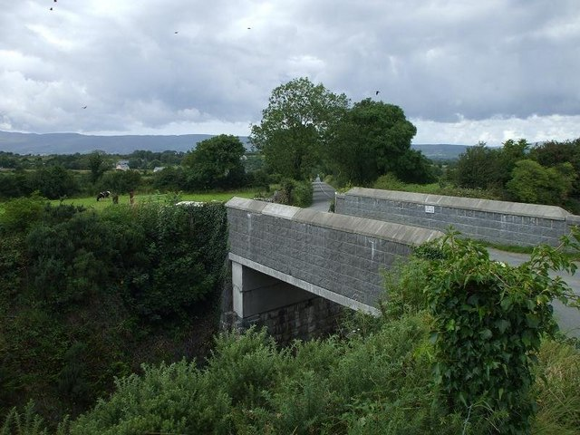 Railway Bridge, Rusheen, Firies