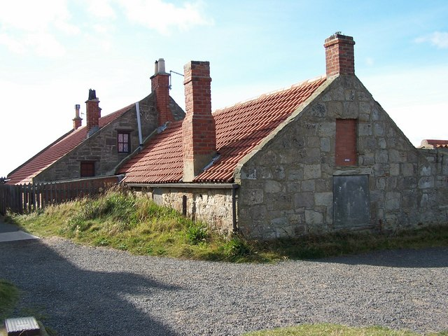 Fisherman's Cottage, St Mary's Island