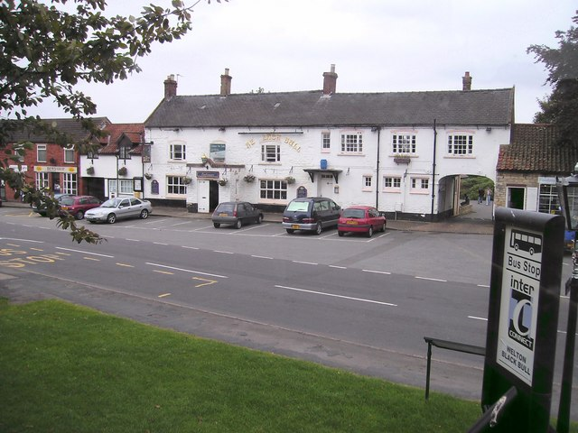 The Black Bull, Welton, Lincs