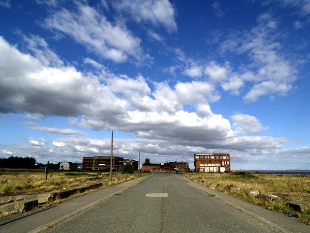 Derelict Dockland