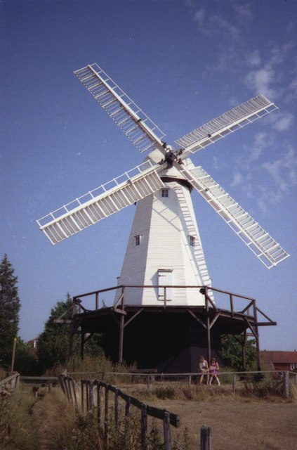 Windmill Woodchurch