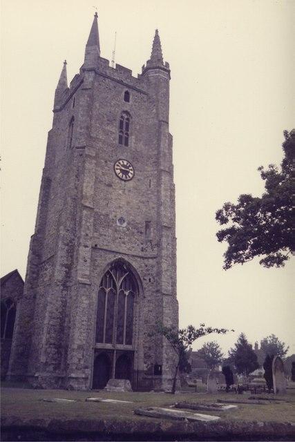 Lydd Church Tower