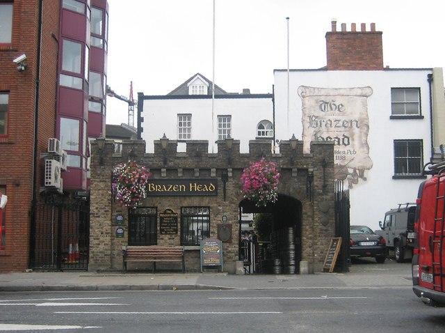 The Brazen Head, Lower Bridge Street, Dublin
